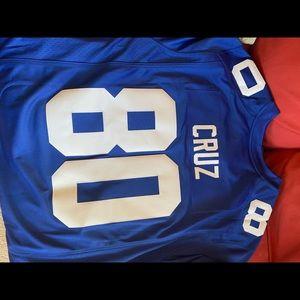 NFL Giants Jersey Victor Cruz XXL OBO